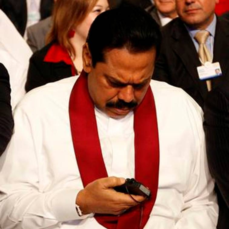 Sri Lanka: President uses SMS to wish mobile users: Why not Cell ...