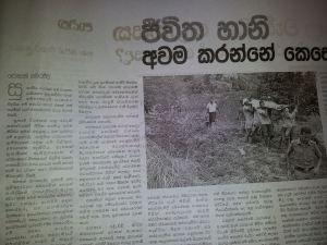 Ravaya landslides