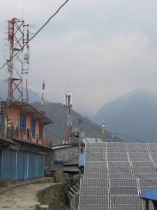 Ghandruk Base Station
