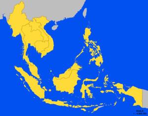 5. asean member states map